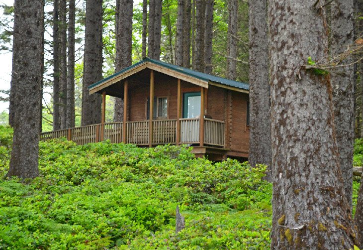 Cape Lookout State Park Cabin