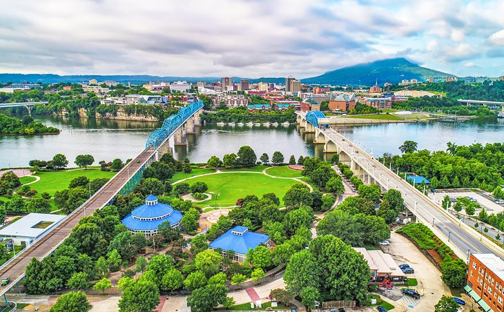Free attractions chattanooga tn