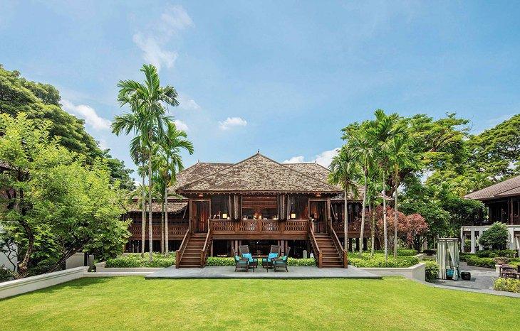 137 Столбчатый дом Чиангмай