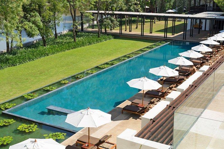 Курорт Anantara Chiang Mai Resort