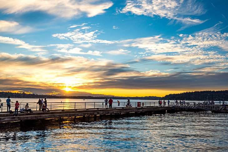 Gene Coulon Memorial Beach Park