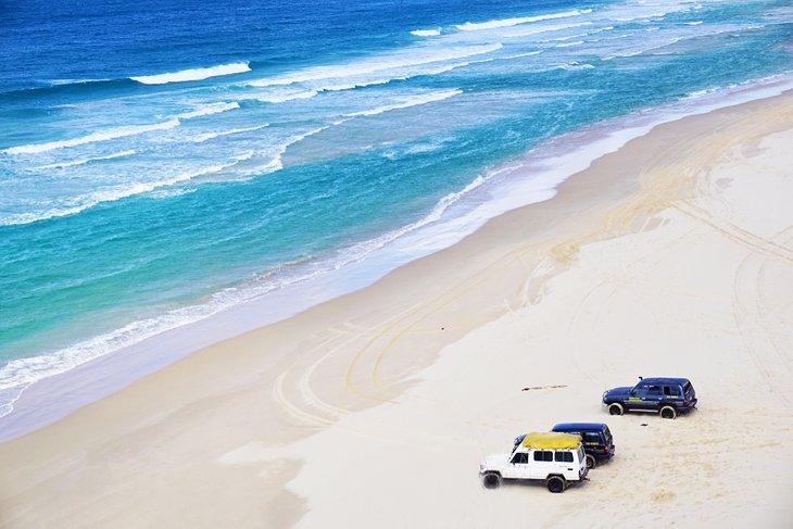 Playa de 75 millas