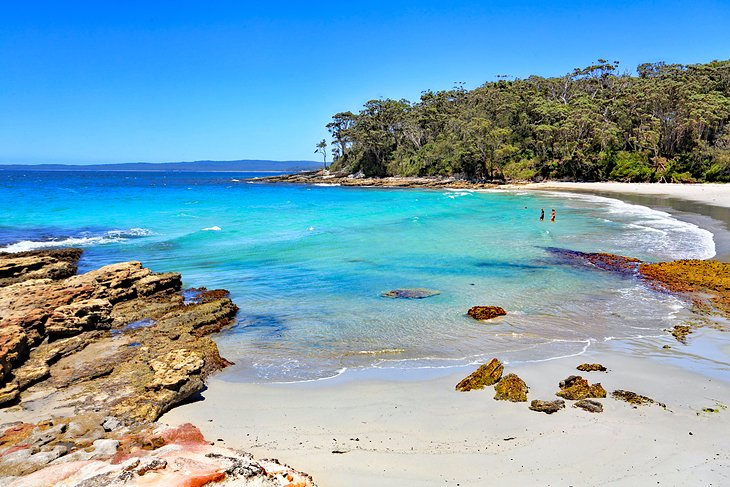 Blenheim Beach, Jervis Bay
