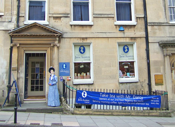 16 Top-Rated Tourist Attractions in Bath | PlanetWare