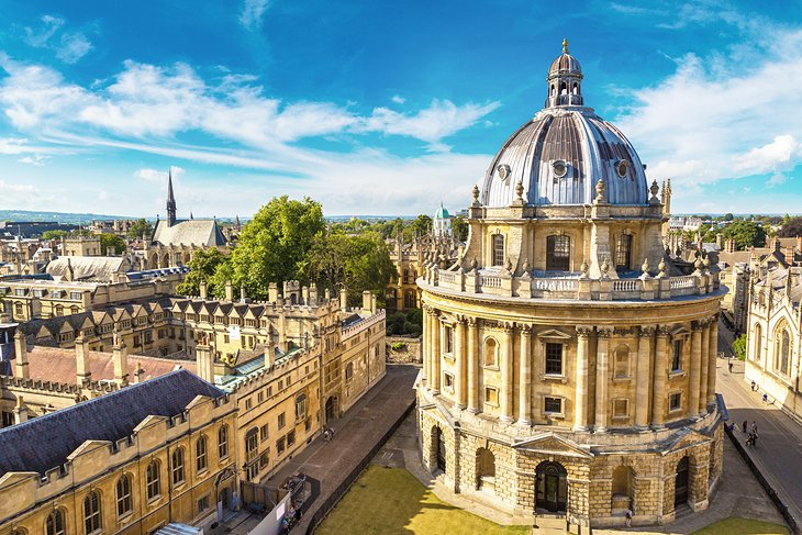 Radcliffe Camera, Oxford University