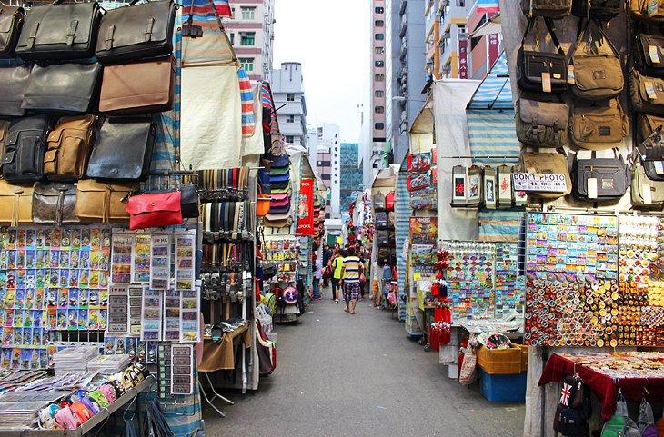 Street of Hong kong | Hong kong visa application for Bangladeshis