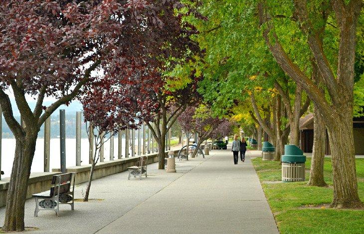 Coeur d'Alene City Park