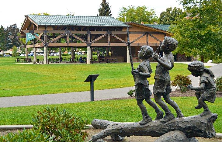 Avista Pavilion at McEuen Park