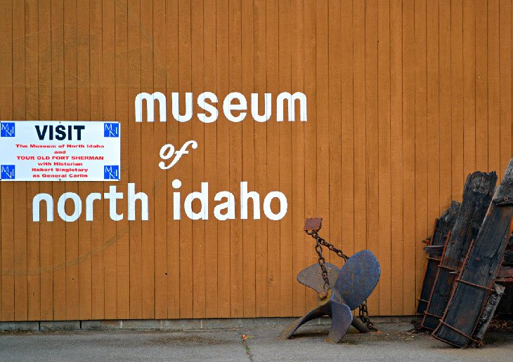 Museum of North Idaho