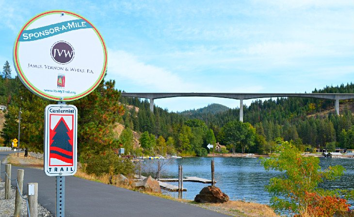 North Idaho Centennial Trail