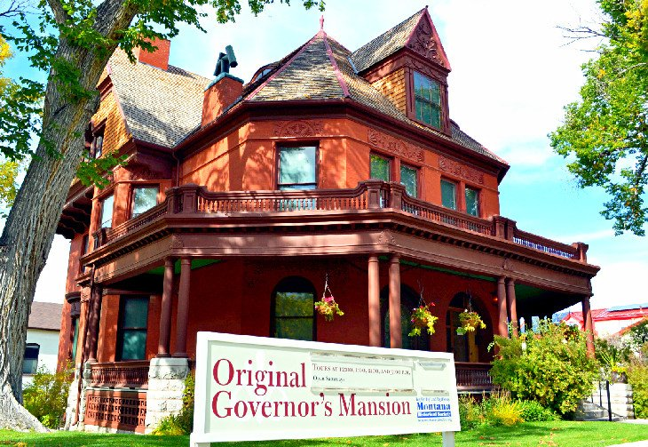 Original Governor's Mansion