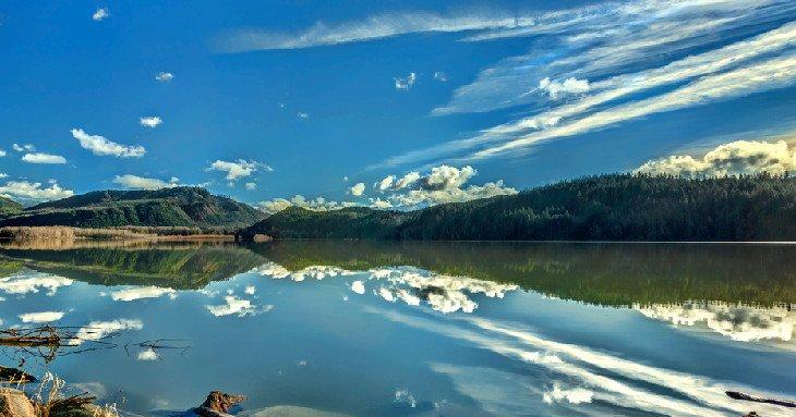 Lago de aliso
