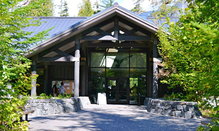 Centro de visitantes del Parque Nacional North Cascades