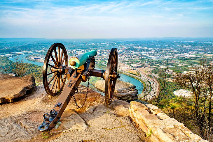 Point Park, Lookout Mountain