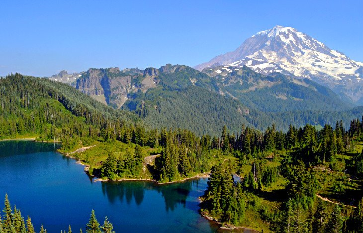 10 Top-Rated Campgrounds at Mt  Rainier National Park