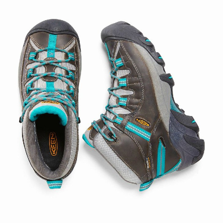 Women's Targhee II Waterproof Mid