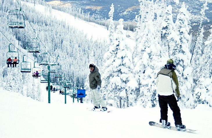12 Top-Rated Ski Resorts In Montana