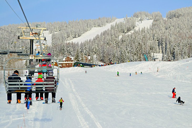 12 Top-Rated Ski Resorts in Montana | PlanetWare