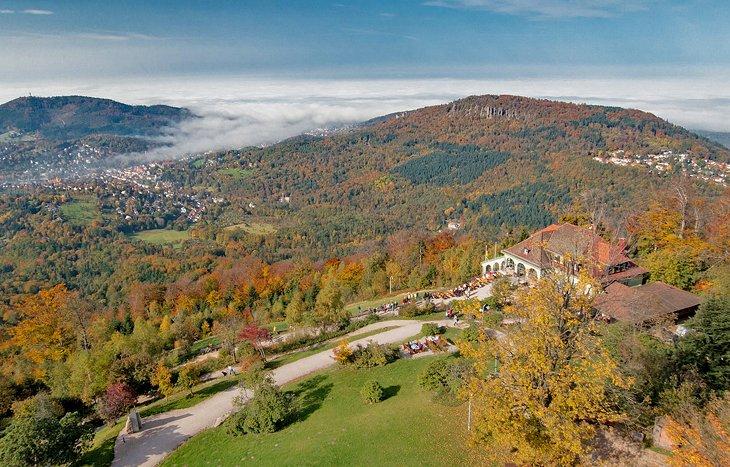 Baden Baden Germany Weather