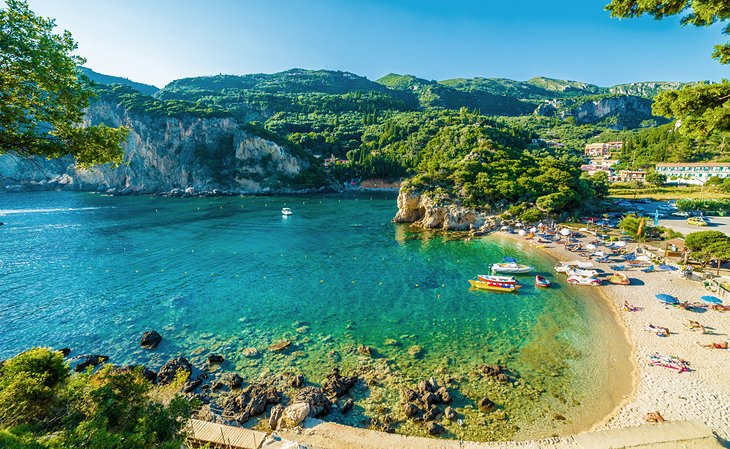 10 Top-Rated Tourist Attractions on Corfu Island | PlanetWare thebookongonefishing