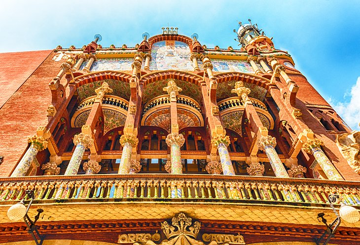 14 Top-Rated Tourist Attractions in Barcelona | PlanetWare
