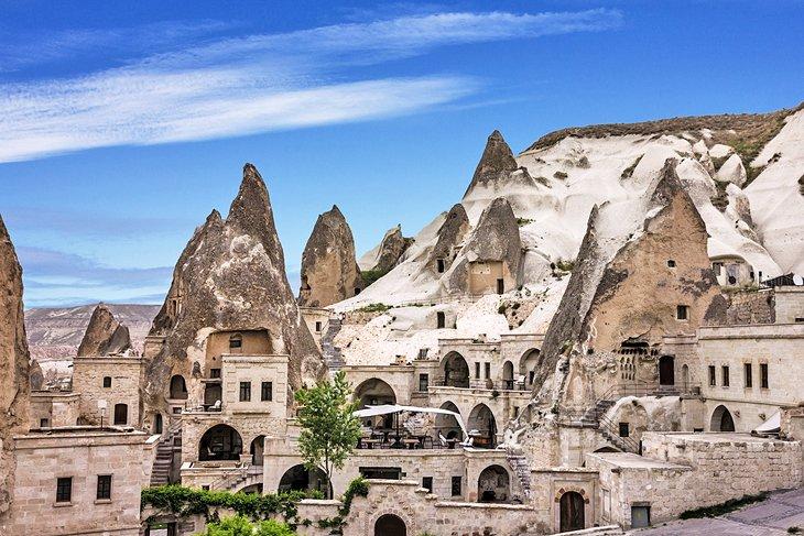 السياحة في تركيا كابادوكيا