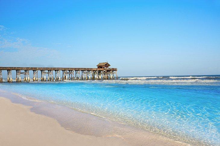 Muelle de Cocoa Beach