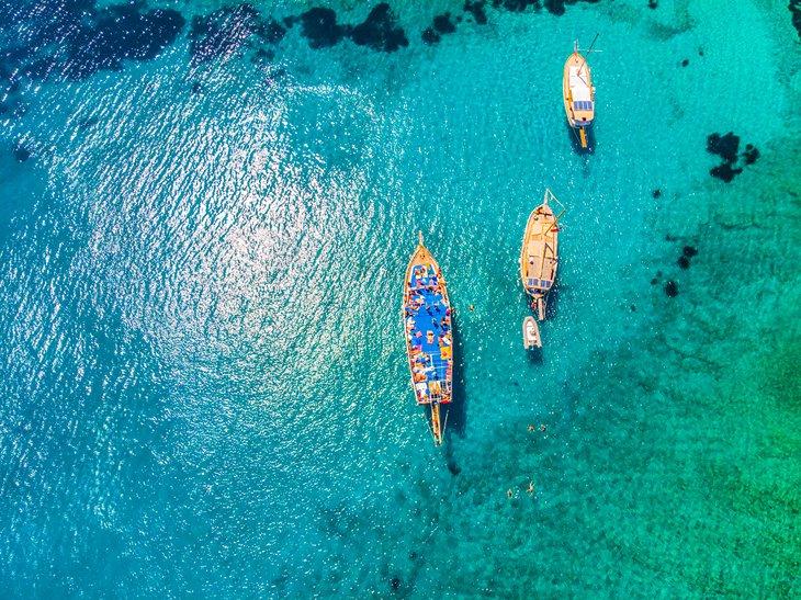 قایق سواری در بدروم