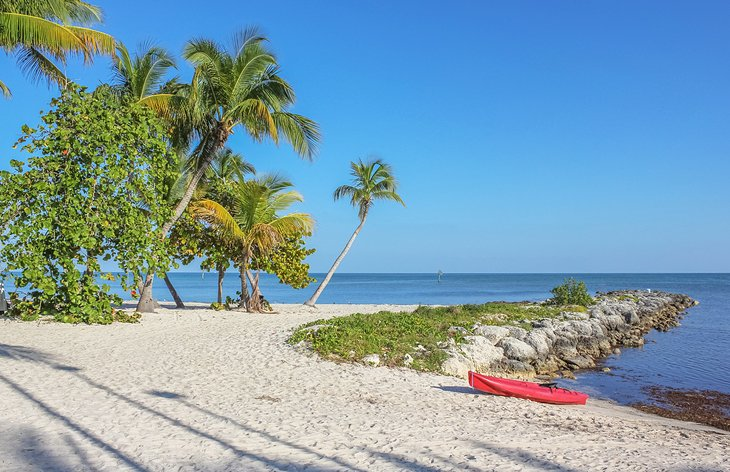 8 Top-Rated Beaches In Key West