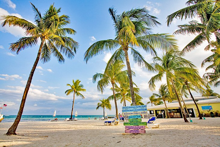 8 Top Rated Beaches In Key West