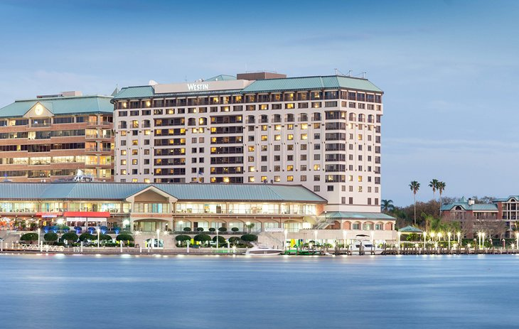 Photo Source: The Westin Tampa Waterside