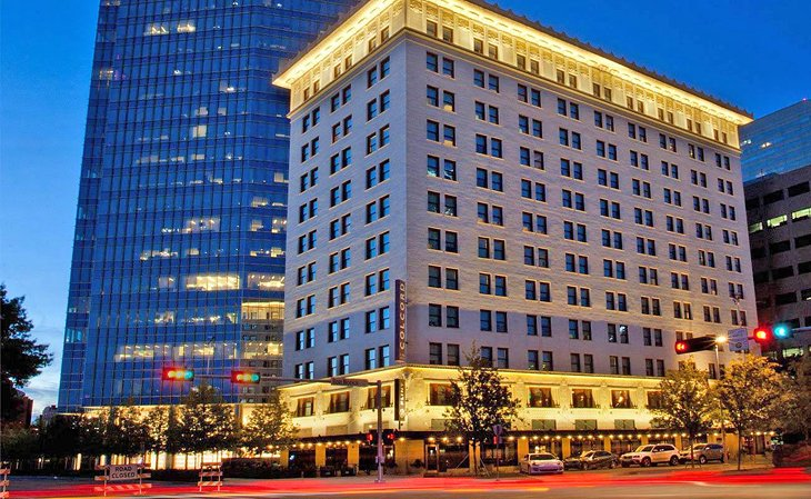 17 Top Rated Hotels In Oklahoma City Planetware