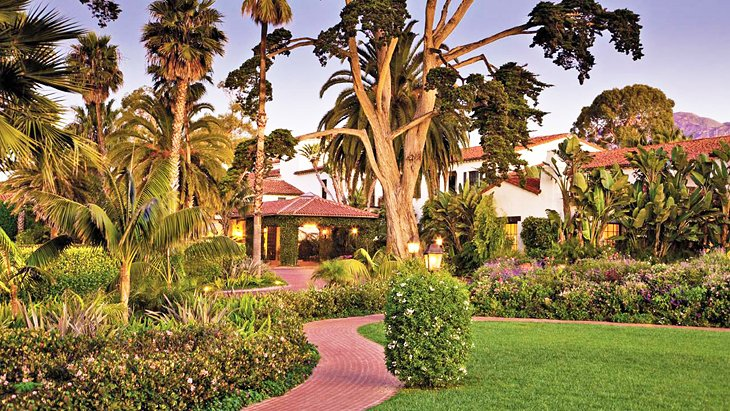 15 Top Rated Hotels In Santa Barbara Planetware
