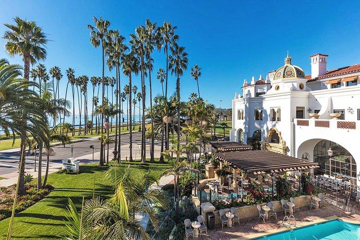 Santa Barbara Hotels >> 15 Top Rated Hotels In Santa Barbara Planetware