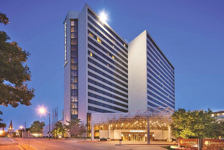 Photo Source: Doubletree Hotel Tulsa - Downtown