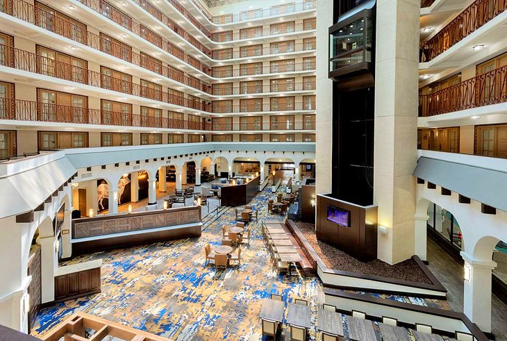 Photo Source: Embassy Suites by Hilton Tulsa - I - 44