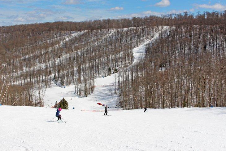 Estación de esquí Holiday Valley