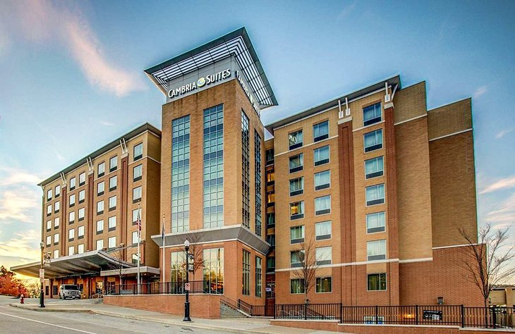 15 Top Rated Hotels In Pittsburgh Planetware