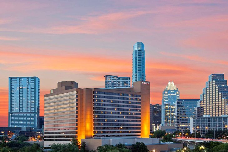 18 Top Rated Hotels In Austin Planetware
