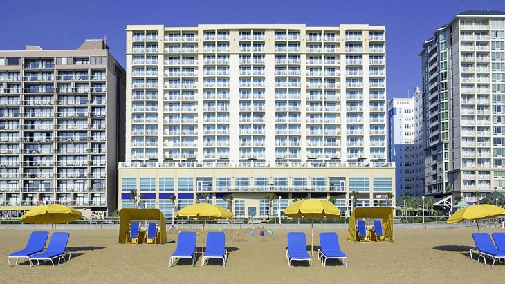 21 Top-Rated Hotels in Virginia Beach | PlanetWare