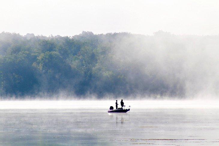 Pesca en Ontario