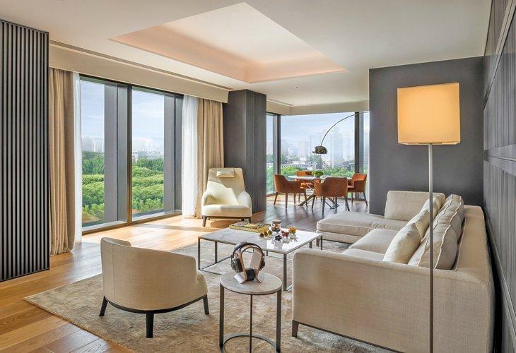Fuente de la foto: The Bvlgari Hotel Beijing