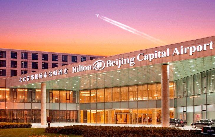 Fuente de la foto: Hilton Beijing Capital Airport
