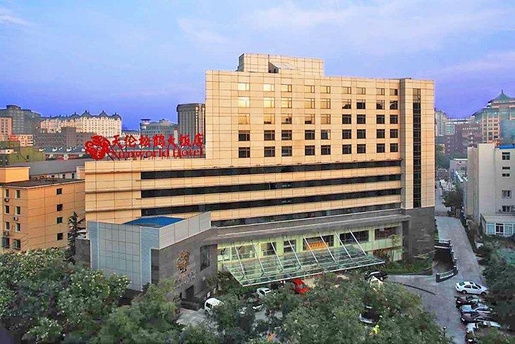 Fuente de la foto: Sunworld Hotel Beijing