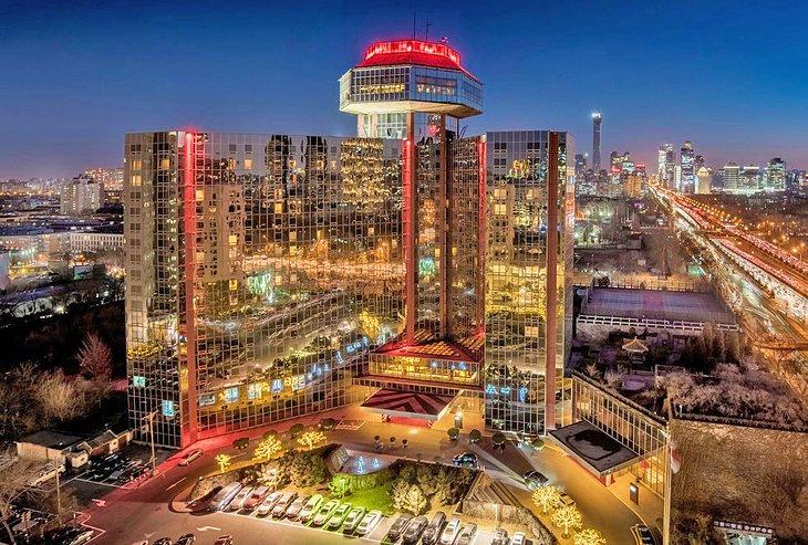 Fuente de la foto: The Great Wall Hotel Beijing