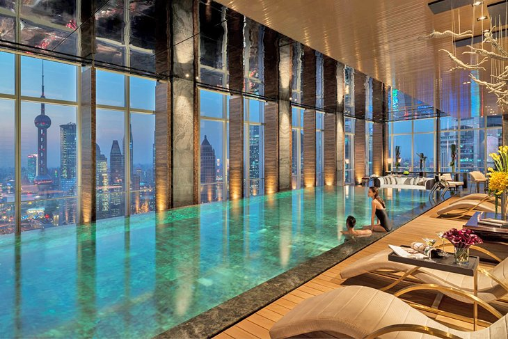 Fuente de la foto: Four Seasons Hotel Shanghai en Pudong