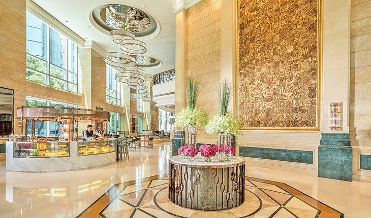 Fuente de la foto: Four Seasons Hotel Shanghai