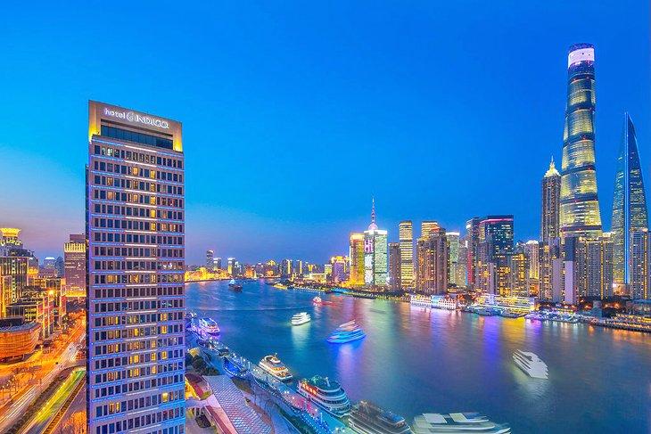 Fuente de la foto: Hotel Indigo Shanghai on the Bund