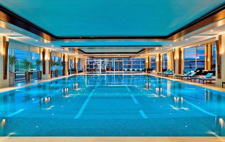 Fuente de la foto: Kerry Hotel Pudong Shanghai