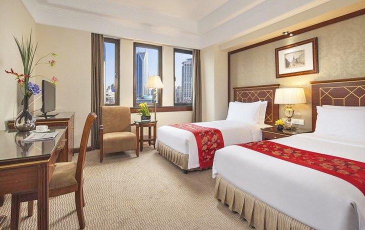 15 بهترین هتل در شانگهای